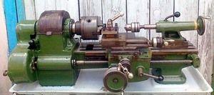 Skrutkovač sústružníc 16: zariadenie a prevádzka