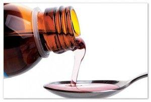 Rozvedený suchý liek