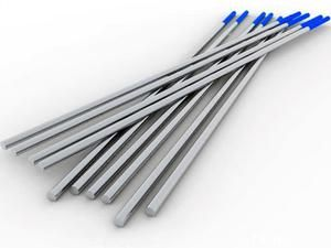 Zváranie volfrámových elektród a klasifikácia materiálov