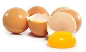Aké sú kurací vajcia?