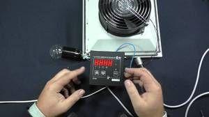 Termostat pre inkubátor