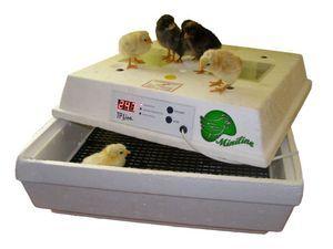 Sada inkubátorov