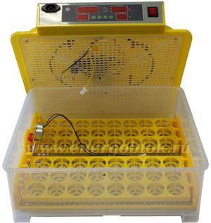 Ako sa používa inkubátor vajec