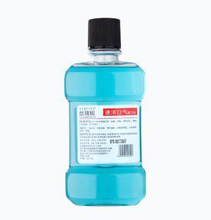 Ústne vody: antibakteriálne činidlo